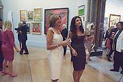 VIMLA LALVANI; WANDA WATUMULL, Royal Academy Summer Exhibition 2009 preview party. royal academy of arts. Piccadilly. London. 3 June 2009.