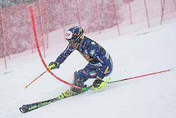 Moelgg Manfred (ITA) during the Audi FIS Alpine Ski World Cup Men's  Slalom at 60th Vitranc Cup 2021 on March 14, 2021 in Podkoren, Kranjska Gora, Slovenia Photo by Grega Valancic / Sportida