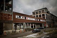 Detroit in Decline