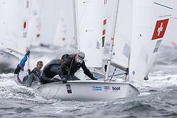 , Kiel - Kieler Woche 17. - 25.06.2017, 470 M - SUI 10 - David Biedemann - Jann Schuepbach