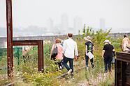 High Line Rail Yards | Carol Bove Art Tour