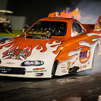 Ian Foster (2826) - Chevrolet Monte Carlo Funny Car - Supercharged Outlaws.