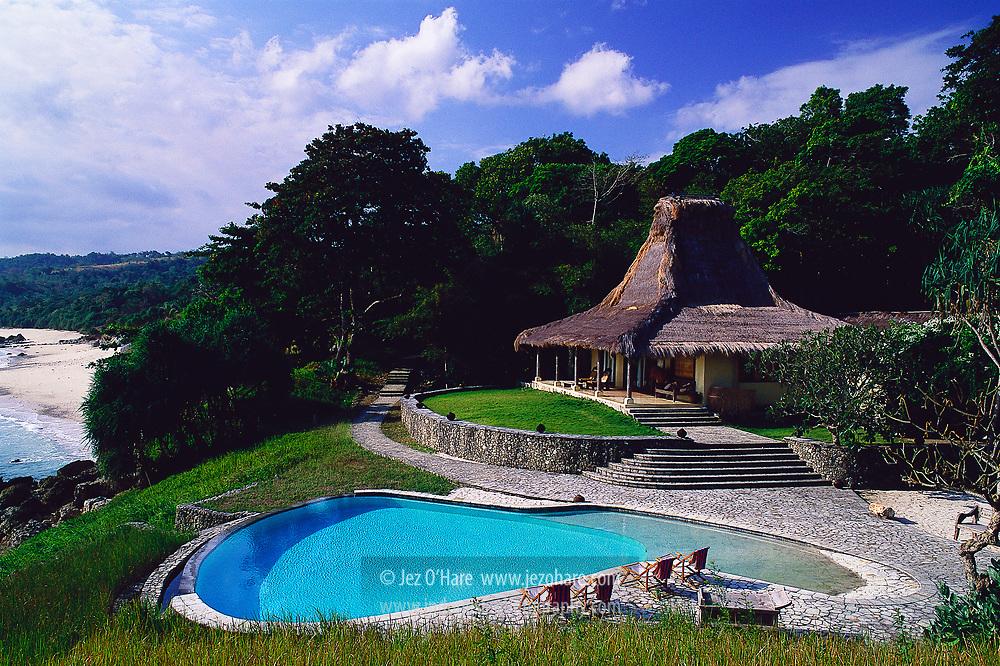 Nihiwatu resort, Sumba Barat, Nusa Tenggara Timur, Indonesia.