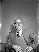 - Mr Wilson, Diviner, Carlow.17/11/1954