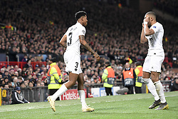 February 12, 2019 - Manchester, France - JOIE - 03 PRESNEL KIMPEMBE (PSG) - 07 KYLIAN MBAPPE  (Credit Image: © Panoramic via ZUMA Press)