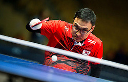 Young Dae JOO of Korea plays final match during Day 4 of SPINT 2018 - World Para Table Tennis Championships, on October 20, 2018, in Arena Zlatorog, Celje, Slovenia. Photo by Vid Ponikvar / Sportida
