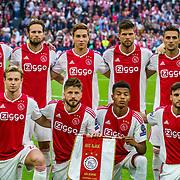 NLD/Amsterdam/20180919 - Ajax - AEK, teamfoto