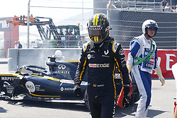 July 1, 2018 - Spielberg, Austria - Motorsports: FIA Formula One World Championship 2018, Grand Prix of Austria, ..#27 Nico Hulkenberg (GER, Renault Sport Formula One Team) (Credit Image: © Hoch Zwei via ZUMA Wire)