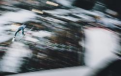 06.01.2020, Paul Außerleitner Schanze, Bischofshofen, AUT, FIS Weltcup Skisprung, Vierschanzentournee, Bischofshofen, Finale, im Bild Feature Skispringen, Langzeitbelichtung // Feature Ski jumping, long exposure during the final for the Four Hills Tournament of FIS Ski Jumping World Cup at the Paul Außerleitner Schanze in Bischofshofen, Austria on 2020/01/06. EXPA Pictures © 2020, PhotoCredit: EXPA/ JFK
