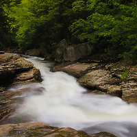 """""""Meadow Run""""<br /> <br /> Scenic Meadow Run in Ohiopyle State Park located in the Laurel Highlands of PA.<br /> <br /> Laurel Highlands by Rachel Cohen"""