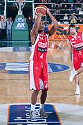DESCRIZIONE : Avellino Lega A 2011-12 Sidigas Avellino Scavolini Siviglia Pesaro<br /> GIOCATORE : James White<br /> SQUADRA : Scavolini Siviglia Pesaro<br /> EVENTO : Campionato Lega A 2011-2012<br /> GARA : Sidigas Avellino Scavolini Siviglia Pesaro<br /> DATA : 17/03/2012<br /> CATEGORIA : tiro libero<br /> SPORT : Pallacanestro<br /> AUTORE : Agenzia Ciamillo-Castoria/G.Buco<br /> Galleria : Lega Basket A 2011-2012<br /> Fotonotizia : Avellino Lega A 2011-12 Sidigas Avellino Scavolini Siviglia Pesaro<br /> Predefinita :