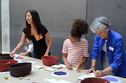 Interactive Art Activity. Yale Center for British Art Undergraduate Open House '12