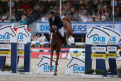 Goodin, Bruce (NZL) Chargrannus<br /> Paderborn - Paderborn Challenge 2016<br /> © www.sportfotos-lafrentz.de