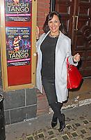 LONDON - February 05: Arlene Phillips at the Midnight Tango (Photo by Brett D. Cove)