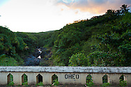 Maui, Hawaii. The Oheo Gulch in Kipahulu, part of Haleakala National Park which features popular swimming pools.  These fresh water pools are formed from rain coming down from the top of Haleakala.
