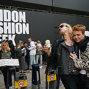 The BIG London Fashion Week Anti-Fur Protest