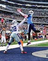 Tennessee Titans vs. Dallas Cowboys at  Cowboys Stadium in Arlington, Texas on October 10, 2010.