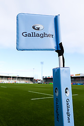 General View at Sandy Park - Rogan/JMP - 10/11/2019 - RUGBY UNION - Sandy Park - Exeter, England - Exeter Chiefs v Bristol Bears - Gallagher Premiership.