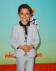 March 23, 2019 - Los Angeles, CA, USA - LOS ANGELES, CA - MARCH 23: Julian Edwards attends Nickelodeon's 2019 Kids' Choice Awards at Galen Center on March 23, 2019 in Los Angeles, California. Photo: CraSH for imageSPACE (Credit Image: © Imagespace via ZUMA Wire)