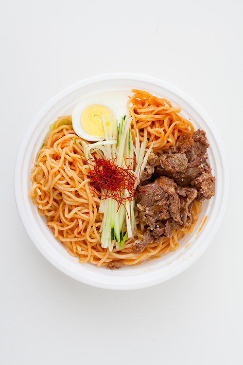 Spicy Cold Noodles from Ennju ($11.97)
