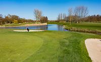 VIJFHUIZEN - Haarlemmermeersche Golf Club Hole 7 Leeghwater  COPYRIGHT KOEN SUYK
