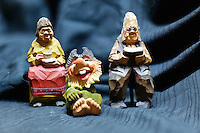 Troll Family. Composite of 30 stacked images using Helicon Focus. Nikon D3x and 50 mm f/1.4G (ISO 100, f/1.4, 1.3 sec)