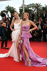 Toni Garn and Petra Nemcova attend the screening of A Hidden Life (Une Vie Cachee) during the 72nd annual Cannes Film Festival on May 19, 2019 in Cannes, France. Photo by Shootpix/ABACAPRESS.COM