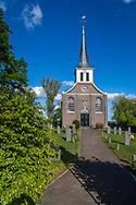 11-05-2020: Oldelamer, Weststellingwerf - kerk van Oldelamer