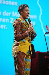 July 6, 2017 - Hamburg, Hamburg, Deutschland - Ivy McGregor beim Global Citizen Festival anlässlich des G20-Gipfel in der Barclaycard Arena. Hamburg, 06.07.2017 (Credit Image: © Future-Image via ZUMA Press)