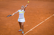 Latisha Chan of Chinese Taipeh in action during the doubles quarter-final at the 2021 Internazionali BNL d'Italia, WTA 1000 tennis tournament on May 14, 2021 at Foro Italico in Rome, Italy - Photo Rob Prange / Spain ProSportsImages / DPPI / ProSportsImages / DPPI