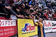 Daniele Sandri<br /> Virtus Roma - Bergamo<br /> Campionato Basket LNP 2018/2019<br /> Roma 20/01/2019<br /> Foto Gennaro Masi / Ciamillo-Castoria