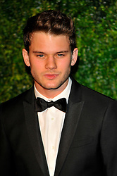 Jeremy Irvine attends the 58th London Evening Standard Theatre Awards in association with Burberry, London, UK, November 25, 2012. Photo by Chris Joseph / i-Images.