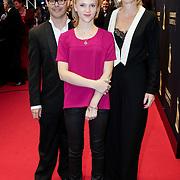 NLD/Utrecht/20121005- Gala van de Nederlandse Film 2012, Hanna Obbeek en Johanna ter Steege