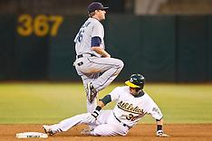 20100907 - Seattle Mariners at Oakland Athletics (Major League Baseball)
