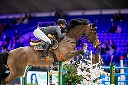Makkinga Anne-Liza, NED, Go For It B<br /> Jumping Mechelen 2019<br /> © Hippo Foto - Martin Tandt<br />  27/12/2019