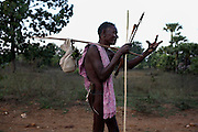 The tribals, or adavasi as they are known, have lived in the jungles of India for thousands of years, not even the British were able to control them. But now poverty and illiteracy has left them vunerable to exploitation from both the Naxalites and the state.