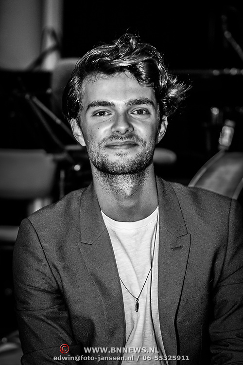 NLD/Amingtonesterdam/20180620 - Uitreiking Award Beste Ringtone, Buddy Vedder