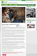 2013 08 05 Tearsheet Oxfam Australia Ending hunger the women of Lembata Indonesia