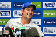 England Press Conference 070715