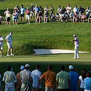 PGA Memorial Golf Tournament in Dublin, Ohio.