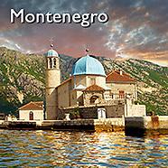 Pictures & Images of Montenegro. Photos of Montenegro's Historic & Landmark Sites