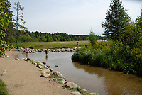 Mississippi River Headwaters. Image taken with a Nikon D200 camera and 18-80 mm kit lens.