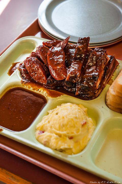 Odom's Barbeque Dallas, Texas