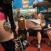 """A photo from the production of  """"Comic Book Men""""  on AMC"""
