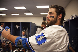 31 May 2010: Duke Blue Devils defenseman Mike Manley (37) before playing the Notre Dame Irish in the NCAA Lacrosse Championship at M&T Bank Stadium in Baltimore, MD.  The Blue Devils would go on that day to win the national title.