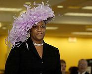 2009 - Crowns Hat Fashion Show at Books & Company in Beavercreek, Ohio