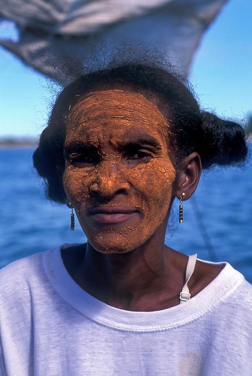 Tribal woman, Morondava