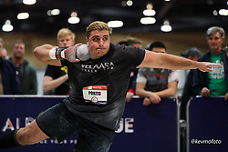 2020 USATF Indoor Championship<br /> Albuquerque, NM 2020-02-15<br /> photo credit: © 2020 Kevin Morris<br /> mens shot put, Velaasa