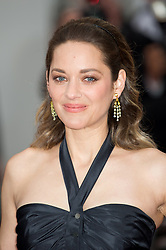 Marion Cotillard arriving on the red carpet of 'La Belle Epoque' screening held at the Palais Des Festivals in Cannes, France on May 20, 2019 as part of the 72th Cannes Film Festival. Photo by Nicolas Genin/ABACAPRESS.COM