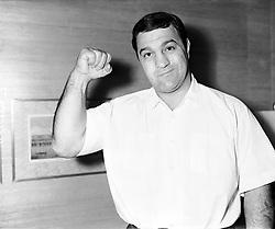 Former World Heavyweight Champion Rocky Marciano